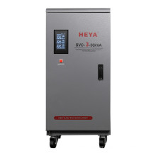 15KVA Three Phases 380v ac Automatic avr/Voltage Stabilizer/Regulator