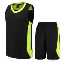 2015 Confortável Fitness Sports Jersey New Model Uniforme de basquete