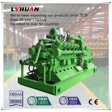 China Genset Natural Gas Oil Gas Generator in Saudi Arabia