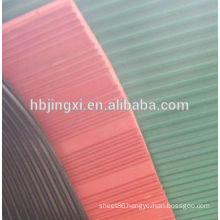 Fine Ribbed Anti-slip Rubber Mat