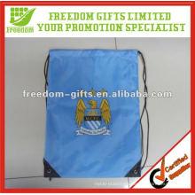 100% Facotry Price Advertising Nylon Drawstring Bag