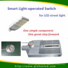 Lâmpada da estrada do diodo emissor de luz 150W usando o interruptor de controle claro esperto