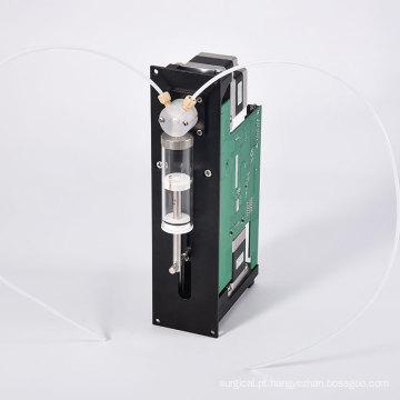 Bomba de seringa industrial automática de alta precisão