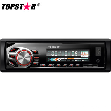 Fixed Panel Car MP3 Player with RDS