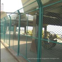 PVC geschweißte Drahtgitter Sicherheit Zaun