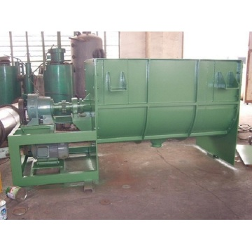 Horizontal Double Screw Ribbon Powder Horizontal Blender Mixer
