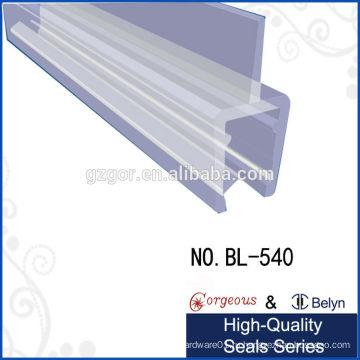 Резиновая / прозрачная магнитная пластиковая лента