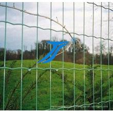 Clôture en treillis soudé à double fil de 50 x 200 mm