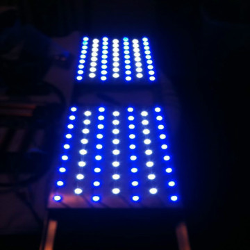 165W 55 LEDs Aquarium Light Full Spectrum