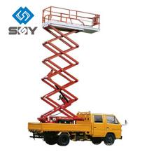 Serie de plataforma de trabajo de elevación hidráulica