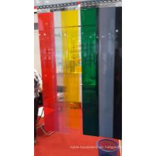 PVC-Vorhang Special für Kühlraum verwendet