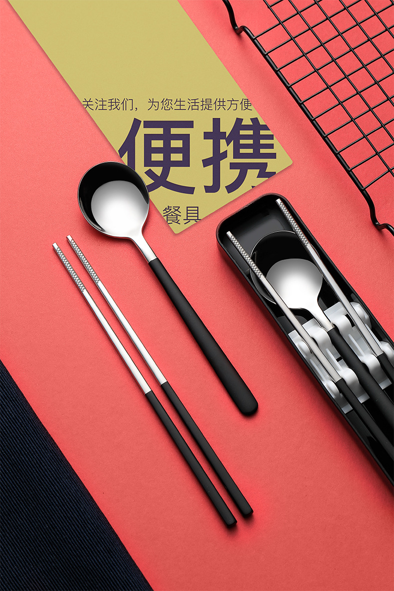 Food Grade Cutlery Set