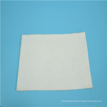 Polyester personnalisé Coton aiguilleté écologique