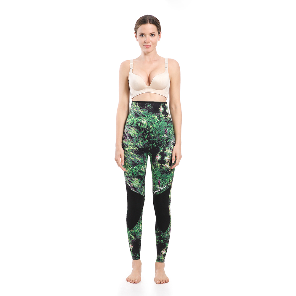 Women's Spearfishing High Waist Pants