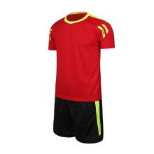 Тренировочный комплект для мужчин из разноцветного футбола