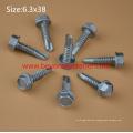 Self Drilling Screw DIN7504k Roofing Screw