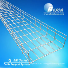 Cablofil Basket Type Wire Mesh Cable Tray with wave with accessories