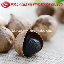 Aliments naturels à base d'ail noir fermenté