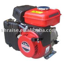 Motor a gasolina refrigerado a ar de 2,8 cv para motor de 16 hp