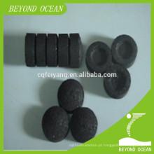 atacado rápida iluminação de carvão comprimidos para narguilé shisha