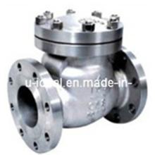 Válvulas de retenção de ferro fundido, Evitar o refluxo do fluido, válvula de retenção de bronze
