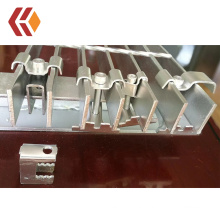 Galvanized Grating Fixing Clamps | Steel Grating Clamps | Fixing Clips