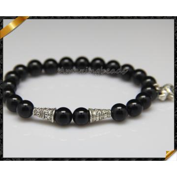 Серебряные браслеты из драгоценных камней с бриллиантами (CB0122)