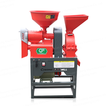 DAWN AGRO Полностью автоматическая комплектация Машина для очистки риса 0828