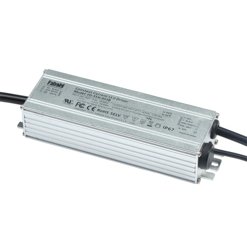 Controlador LED de alta eficiencia Street Flood Light