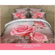 2015 year 3d home bedding set home textile..cotton