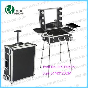 Fashion Makeup Case Beauty Light Cosmetic Case (HX-DY9608)