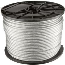 cabo de aço inoxidável para cordame de veleiro