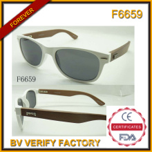 Fashion 2015 Unsex Bambo Arms Sunglasses (F6459)