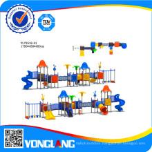 Commercial Plastic Playground Equipment