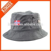 Обычная летняя кепка с ведром-ведром, реверсивная оптика Пустая ведерка-шляпка, оптовая дешевая реверзибельная шляпка-ведерка