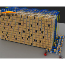 Automatic as/RS Warehouse Rack System