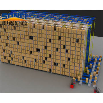 Automatisches as / RS Warehouse Rack System