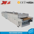 large infrared conveyor dryer for solidifying heat-set and special type of printing ink