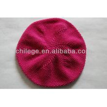 casquettes / chapeaux tricotés en cachemire