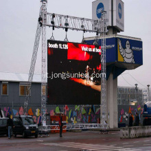 Display a LED per noleggio all'aperto P3