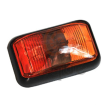 Lámparas 100% impermeables del esquema del marcador lateral del carro de 24V LED