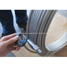 S30400 1.4301 Stainless Steel Coiled Tubing