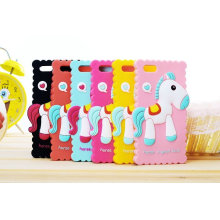 2014 Cheap Horse Silicone Case for iPhone 5, Soft Case