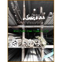 Redonda / plana 2b / Hl superficie 202/304/316 barra de acero inoxidable