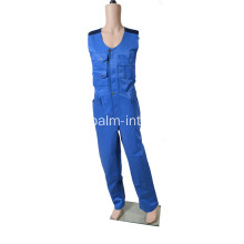 Polyeseter / Baumwolle Sleeveless Coverall