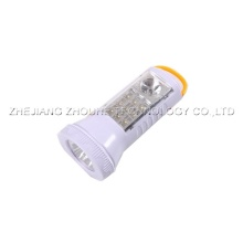 4+9+1LED light rechargeable torch