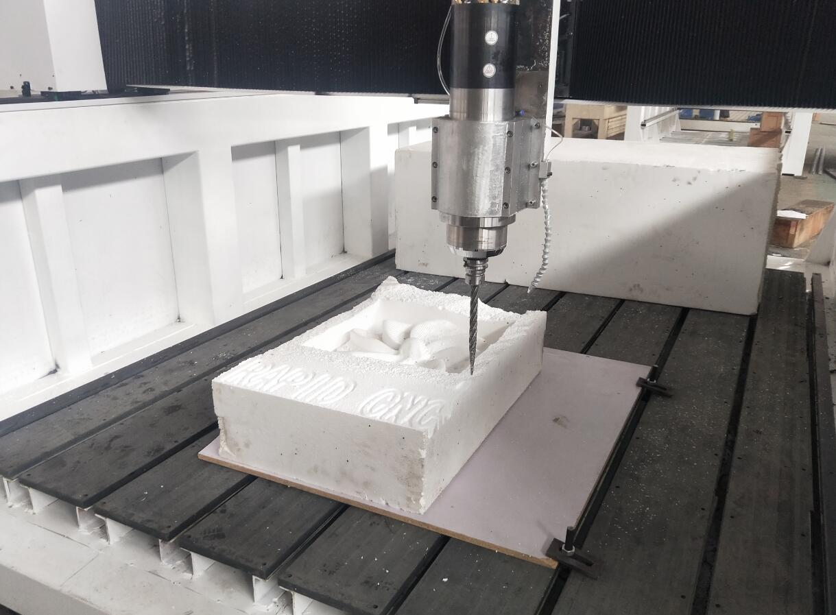 moulding making cnc router