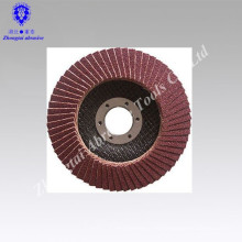 Disco de falla de hoja de paño de arena de óxido de aluminio de 115 * 22 mm P80