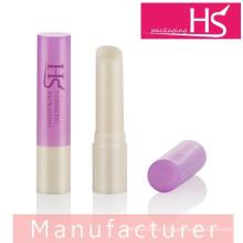 cylinder lip balm tube