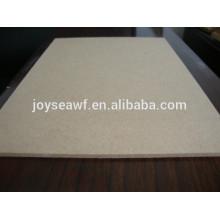 plain melamine/high glossy/wood veneer MDF